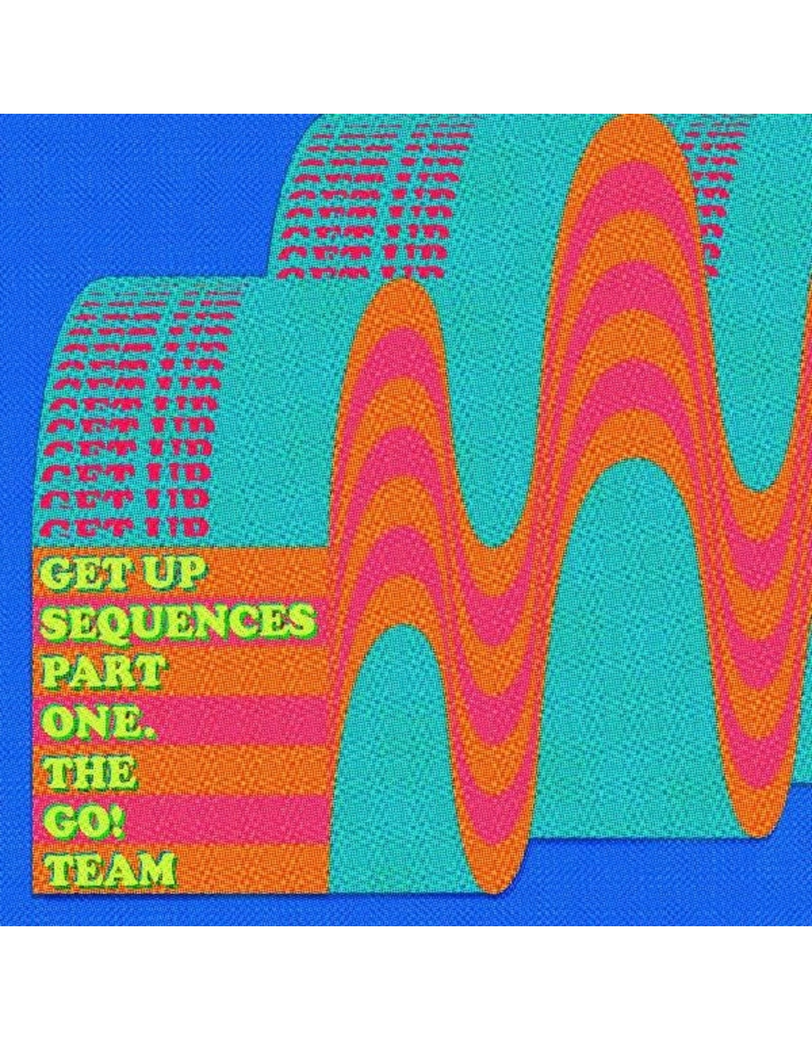 New Vinyl The Go! Team - Get Up Sequences Part One LP