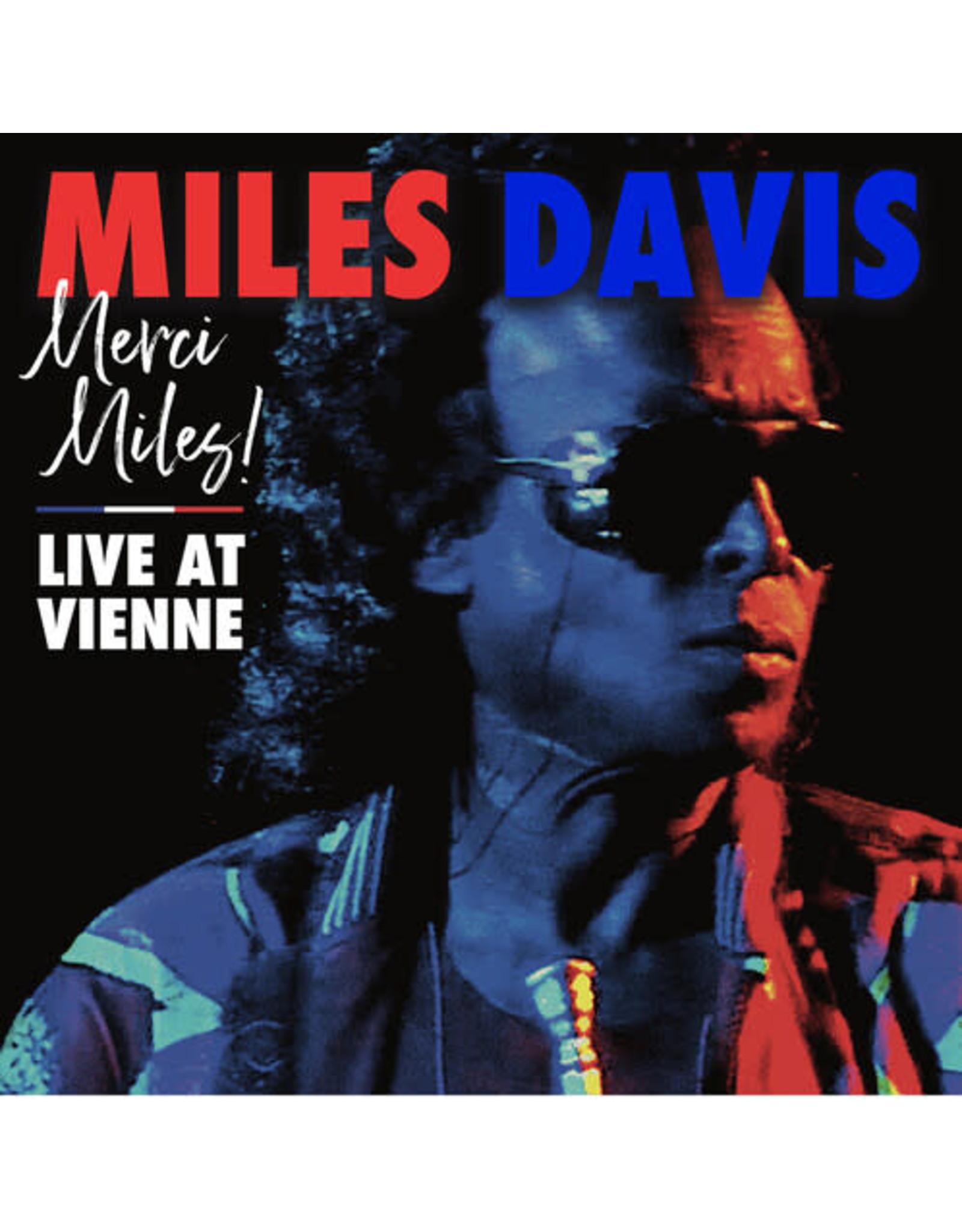 New Vinyl Miles Davis - Merci, Miles! Live At Vienne 2LP