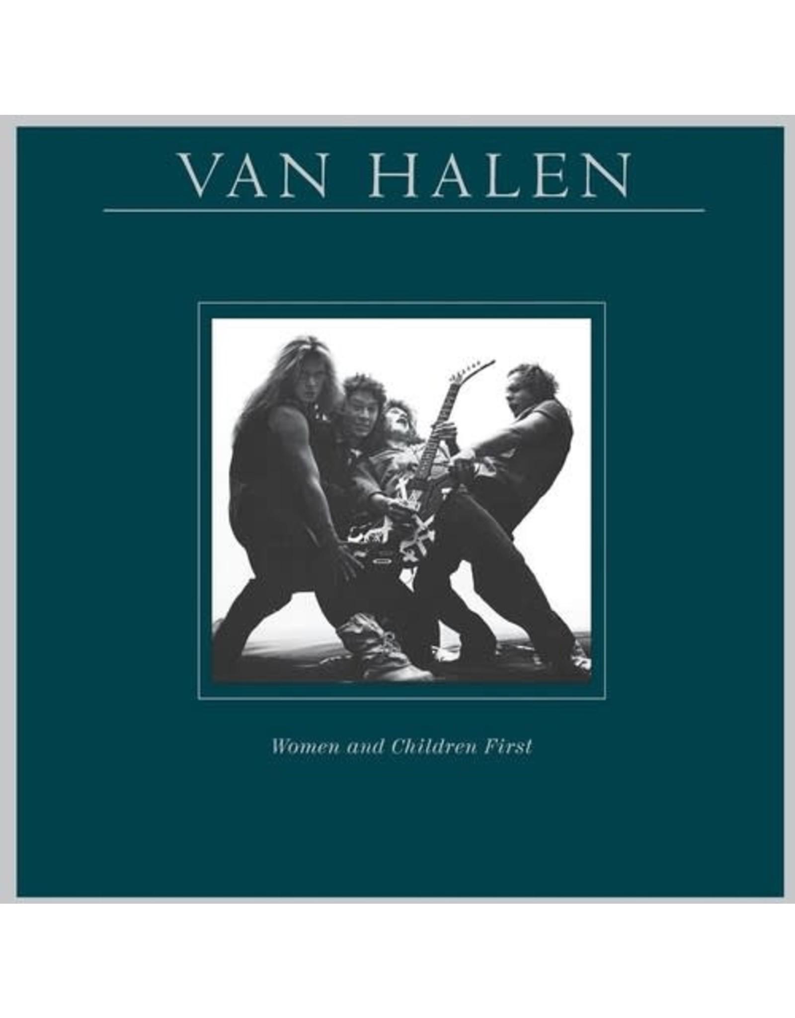 New Vinyl Van Halen - Women And Children First LP