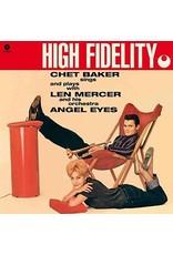 New Vinyl Chet Baker - Angel Eyes LP