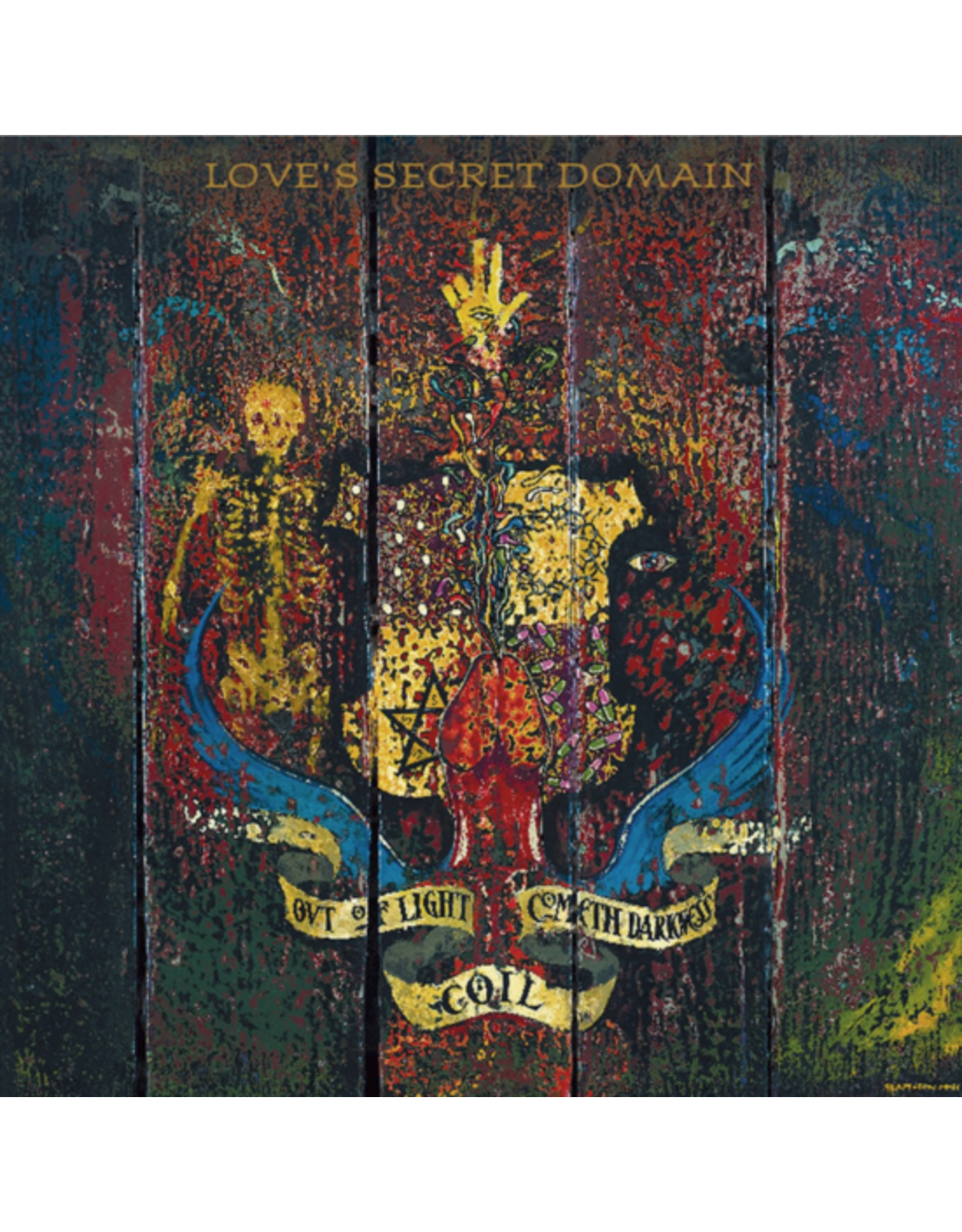 New Vinyl Coil - Love's Secret Domain (30th Anniversary, Colored) 3LP
