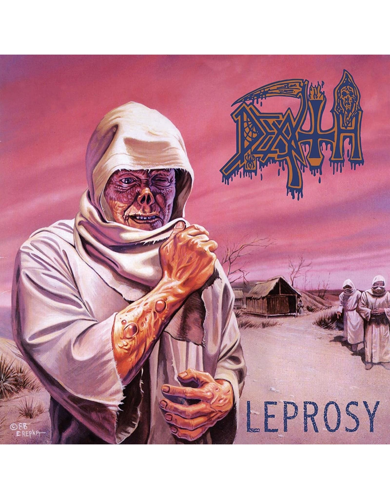 New Vinyl Death - Leprosy (Custom Splatter) LP