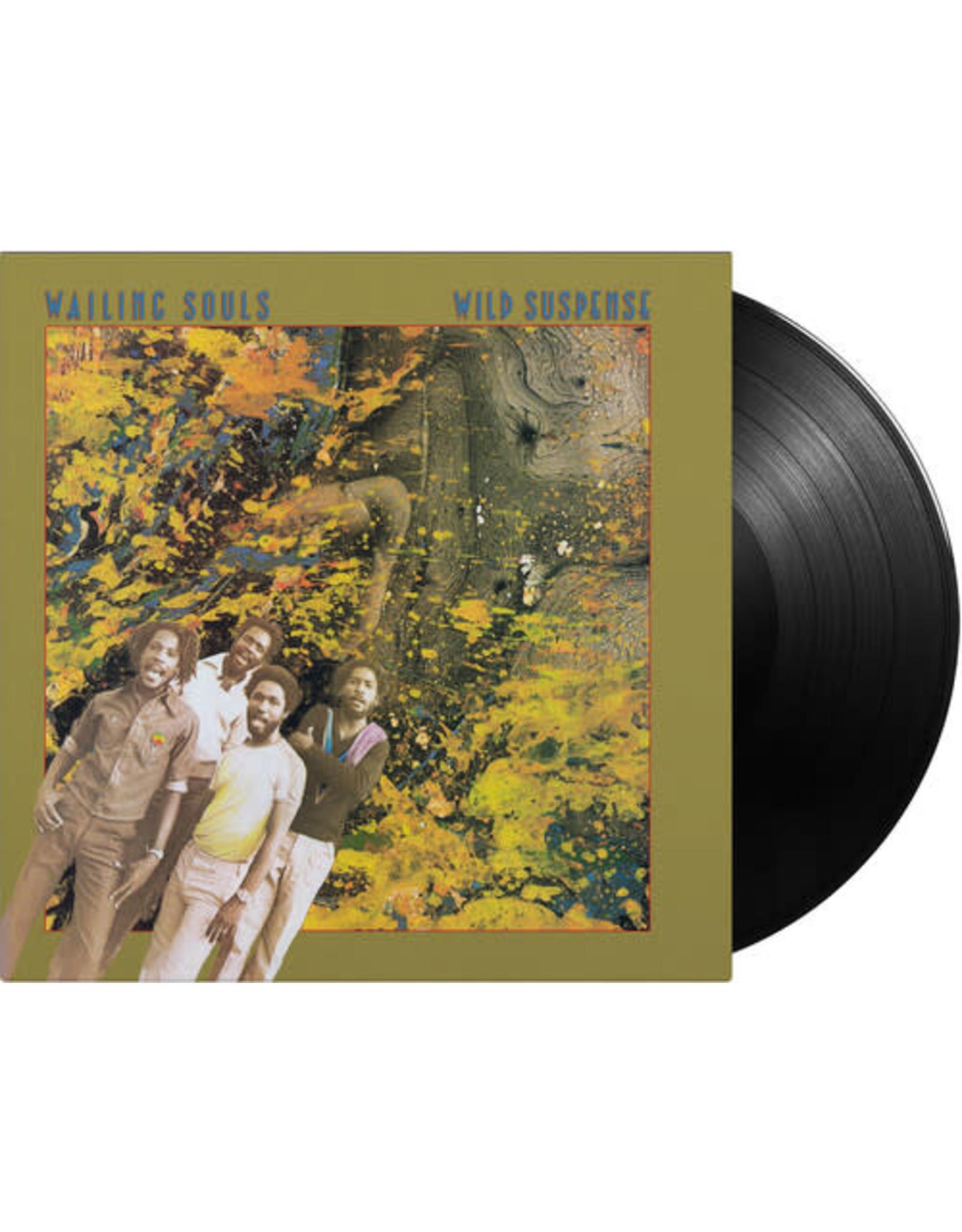 New Vinyl Wailing Souls - Wild Suspense [EU Import] LP