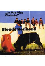 New Vinyl Blonde Redhead - La Mia Vita Violenta (Jewel Red) LP