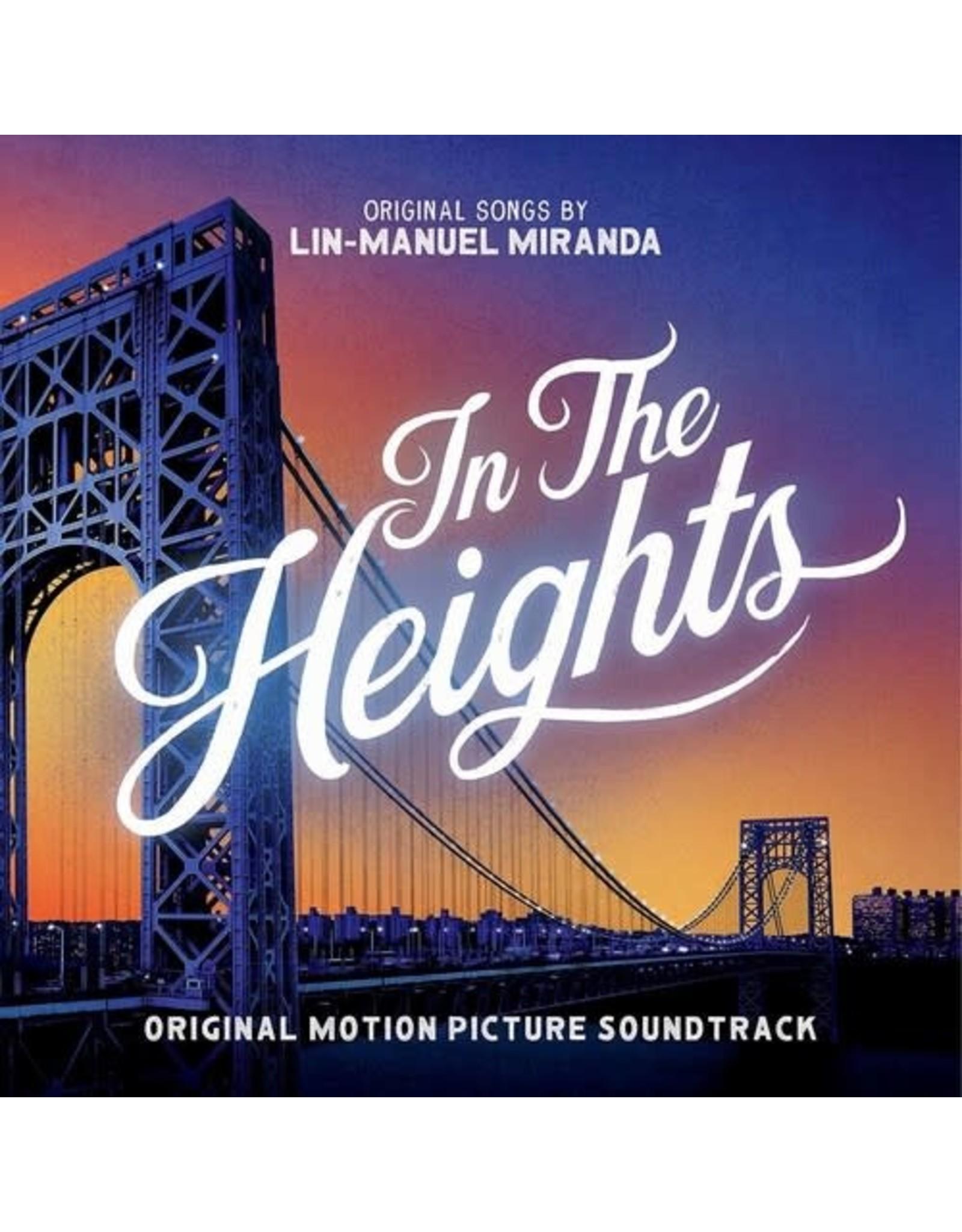 New Vinyl Lin-Manuel Miranda - In The Heights (OST) 2LP