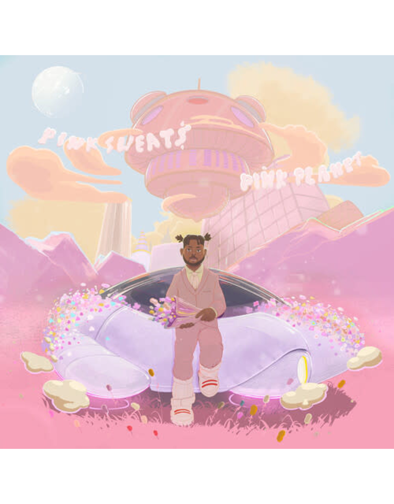 New Vinyl Pink Sweat$ - Pink Planet LP
