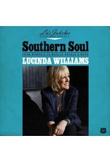 New Vinyl Lucinda Williams - Lu's Jukebox Vol. 2: Southern Soul From Memphis To Muscle Shoals LP