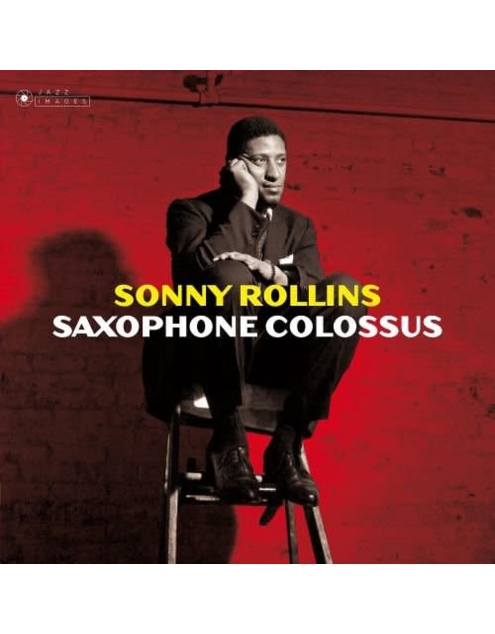 New Vinyl Sonny Rollins - Saxophone Colossus LP