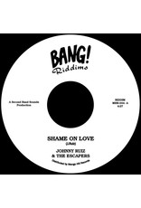 "New Vinyl Johnny Ruiz & The Escapers - Shame On Love / Shame On Dub 7"""