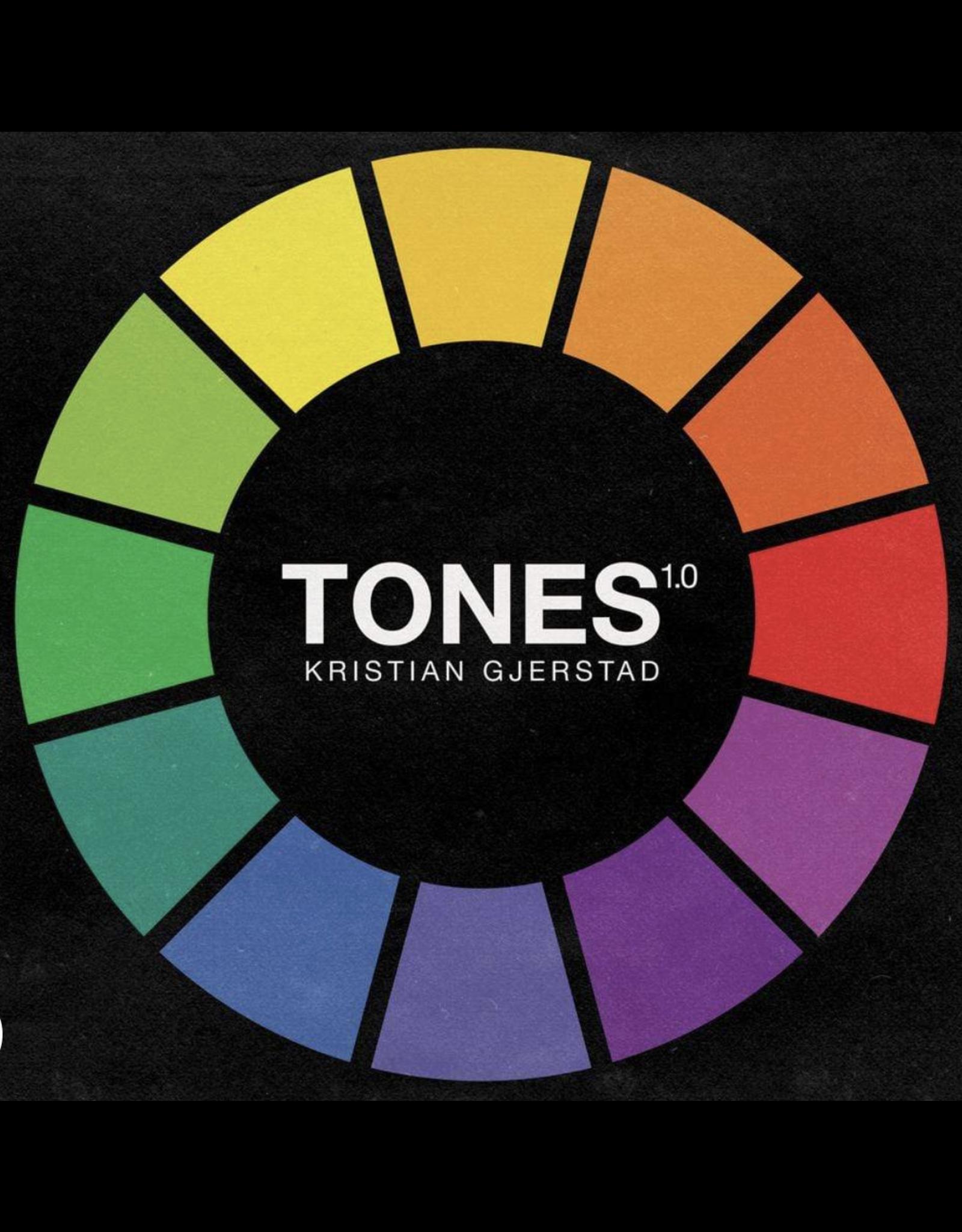 New Vinyl Kristian Gjerstad - Tones 1.0 LP