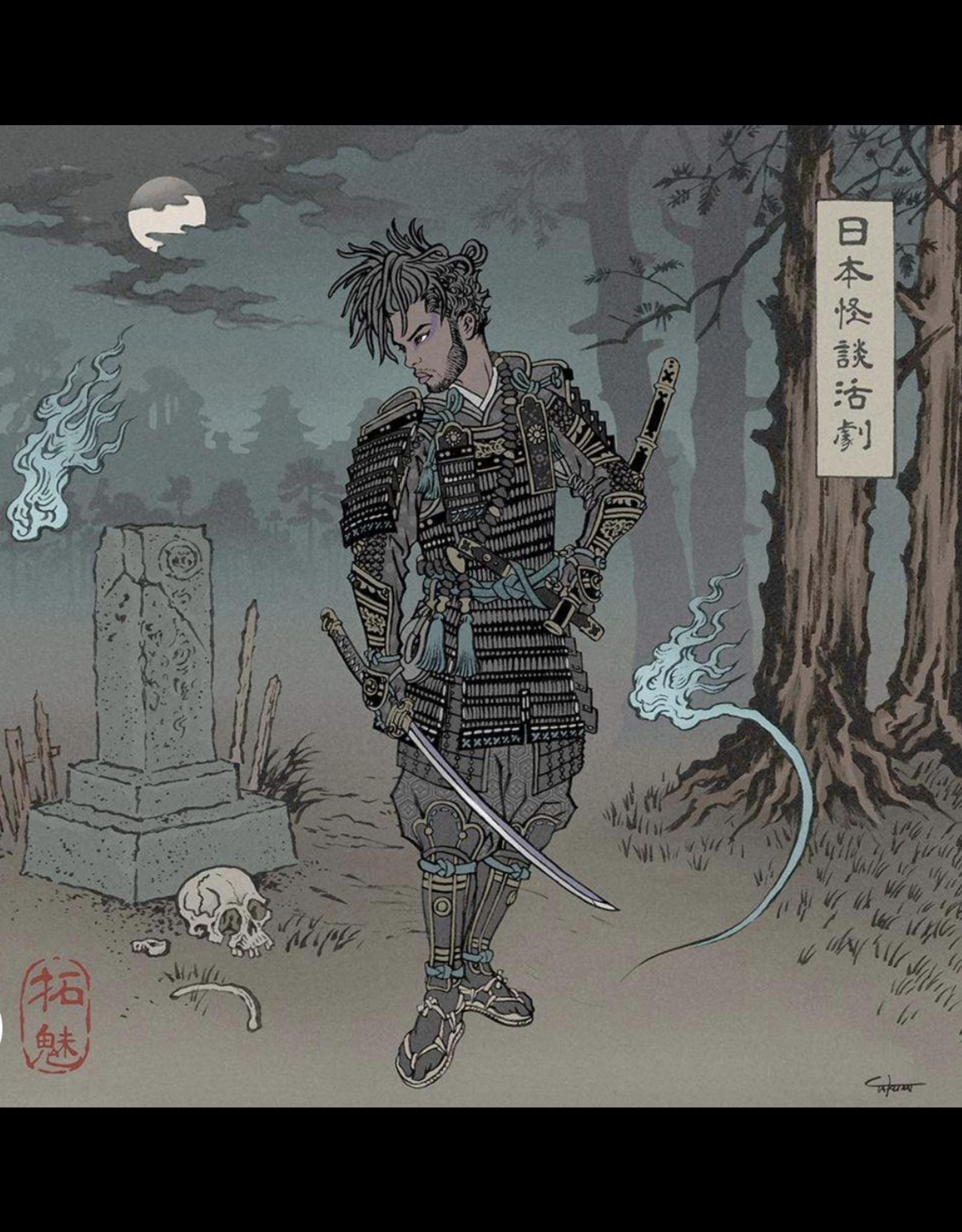 New Vinyl Chester Watson - A Japanese Horror Film 2LP