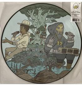 New Vinyl Bishop Nehru & MF DOOM - NehruvianDOOM Redux (Picture) LP