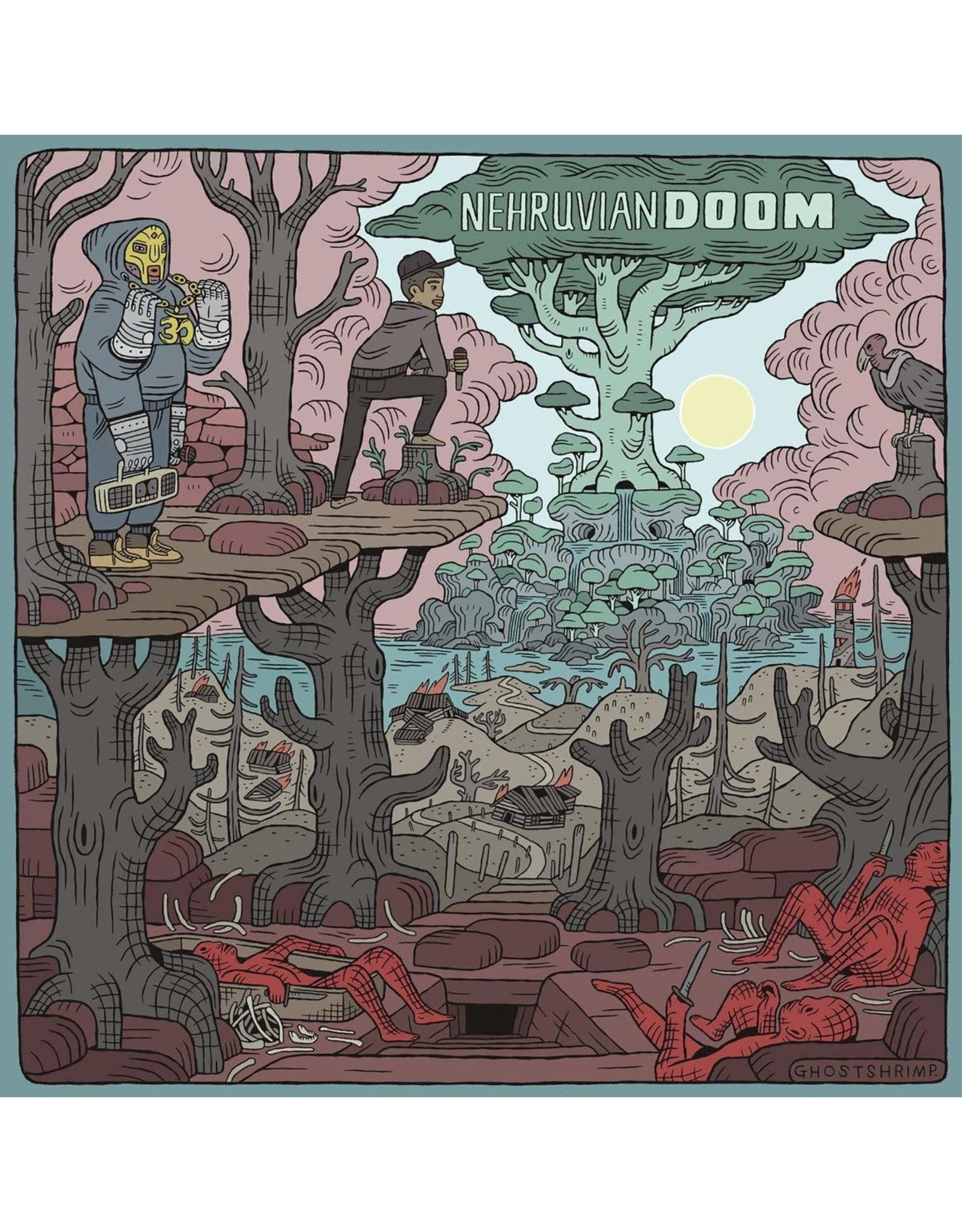 New Vinyl Bishop Nehru & MF DOOM - NehruvianDOOM LP
