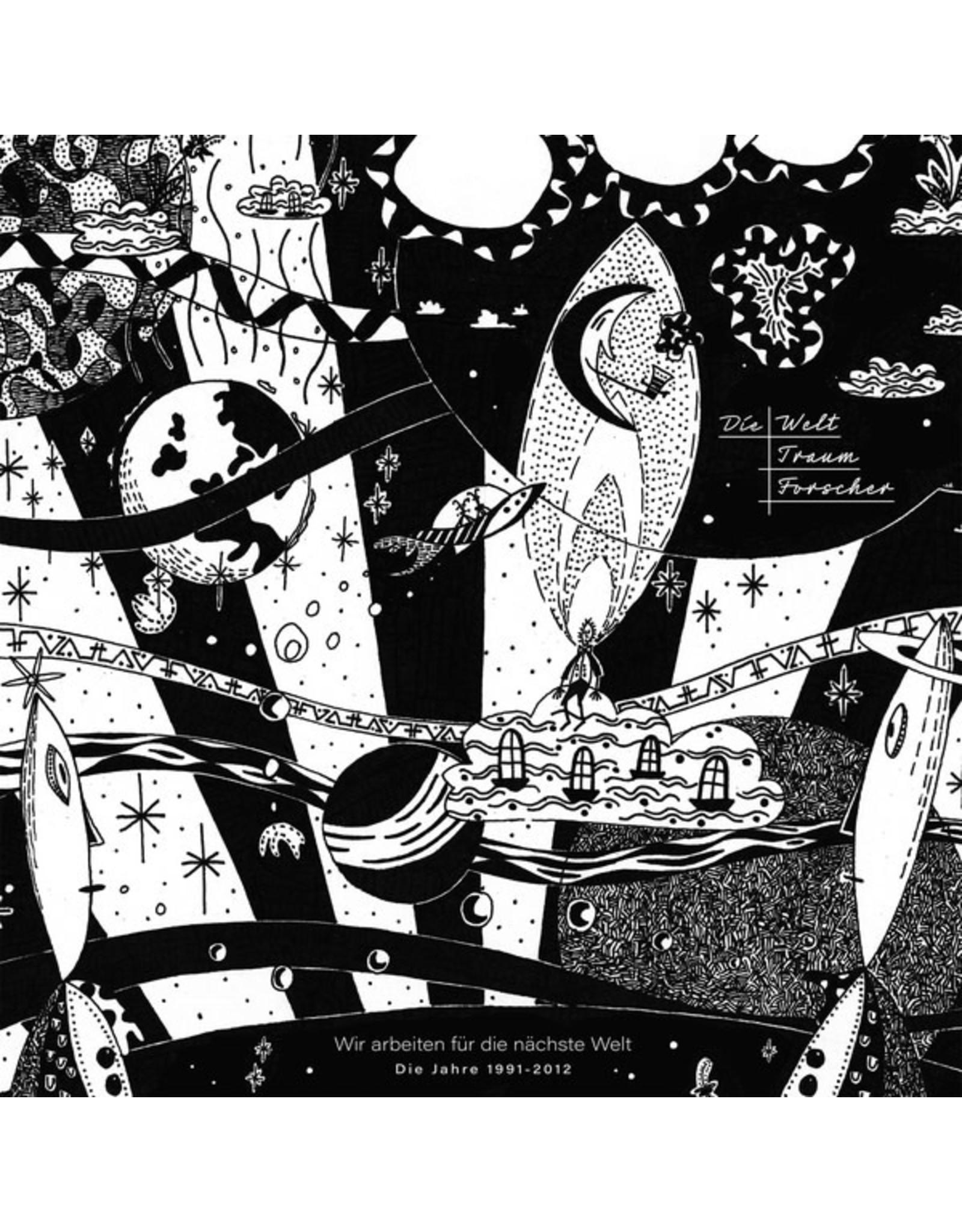 New Vinyl Die Welttraumforscher- Wir Arbeiten Fur Die Nachste Welt (1991-2012) LP