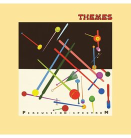 New Vinyl Barry Morgan & Ray Cooper - Percussion Spectrum (Themes) LP