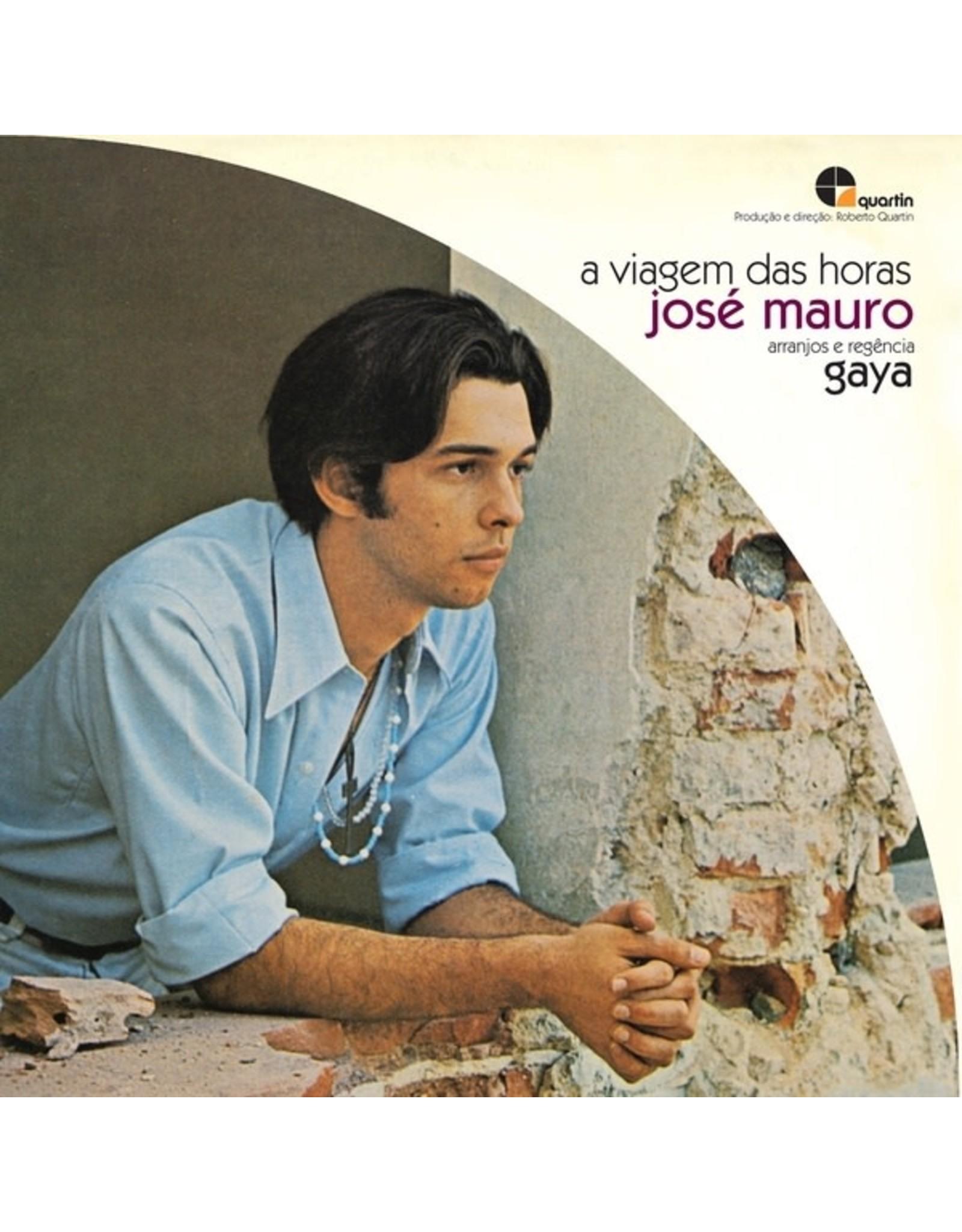 New Vinyl Jose Mauro - A Viagem Das Horas LP