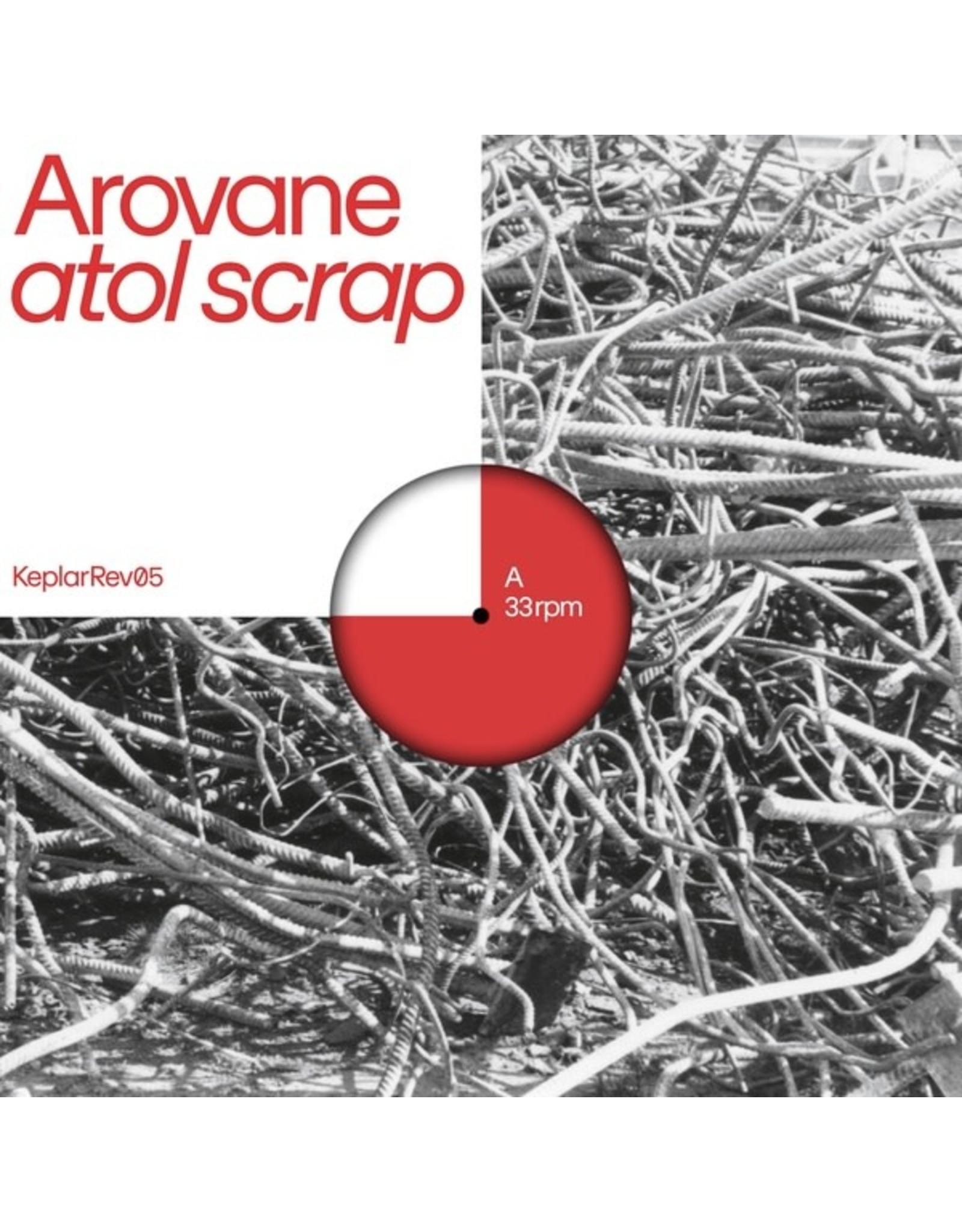 New Vinyl Arovane - Atol Scrap (2021 Remaster) 2LP