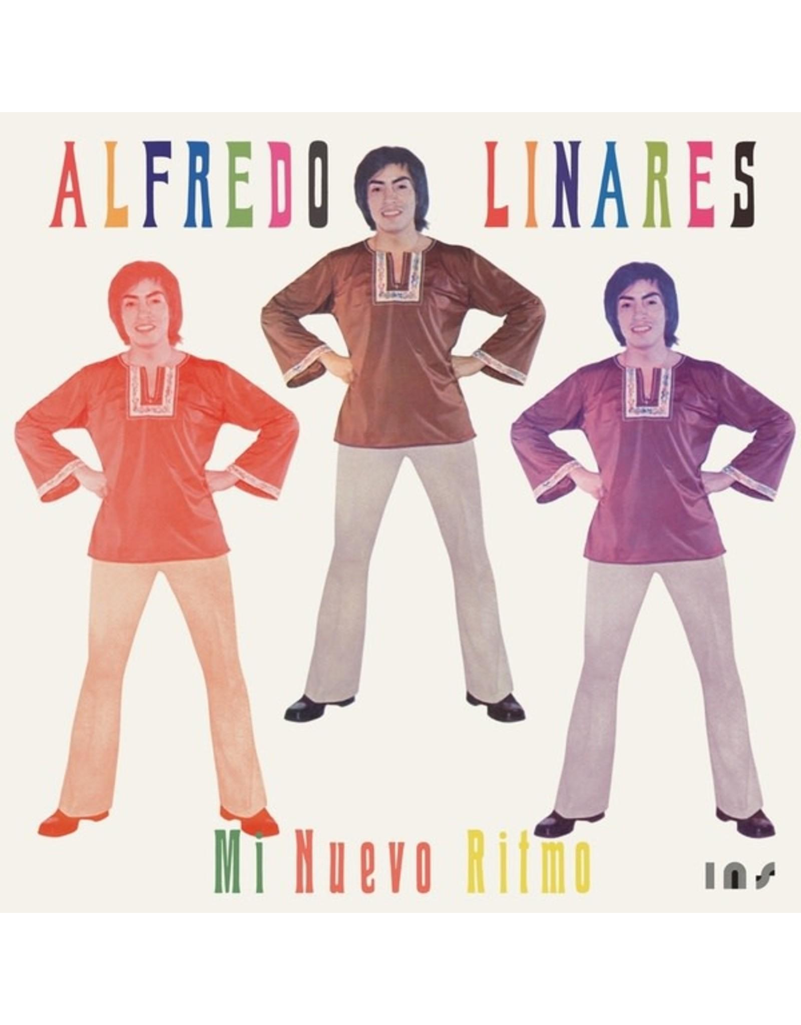 New Vinyl Alfredo Linares - Mi Nuevo Ritmo LP