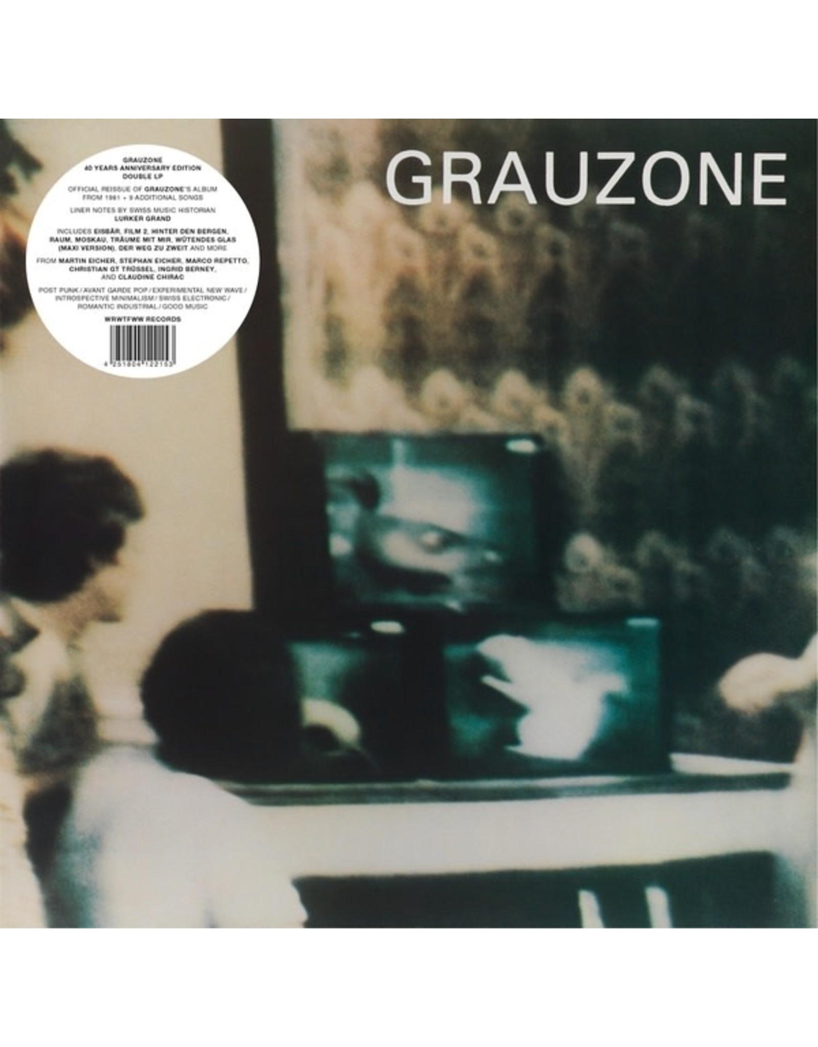 New Vinyl Grauzone - S/T (40 Years Anniversary Edition) LP