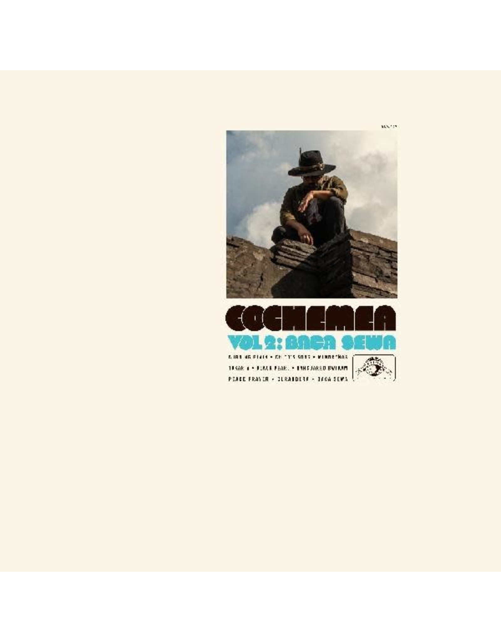 New Vinyl Cochemea - Vol. II: Baca Sewa LP