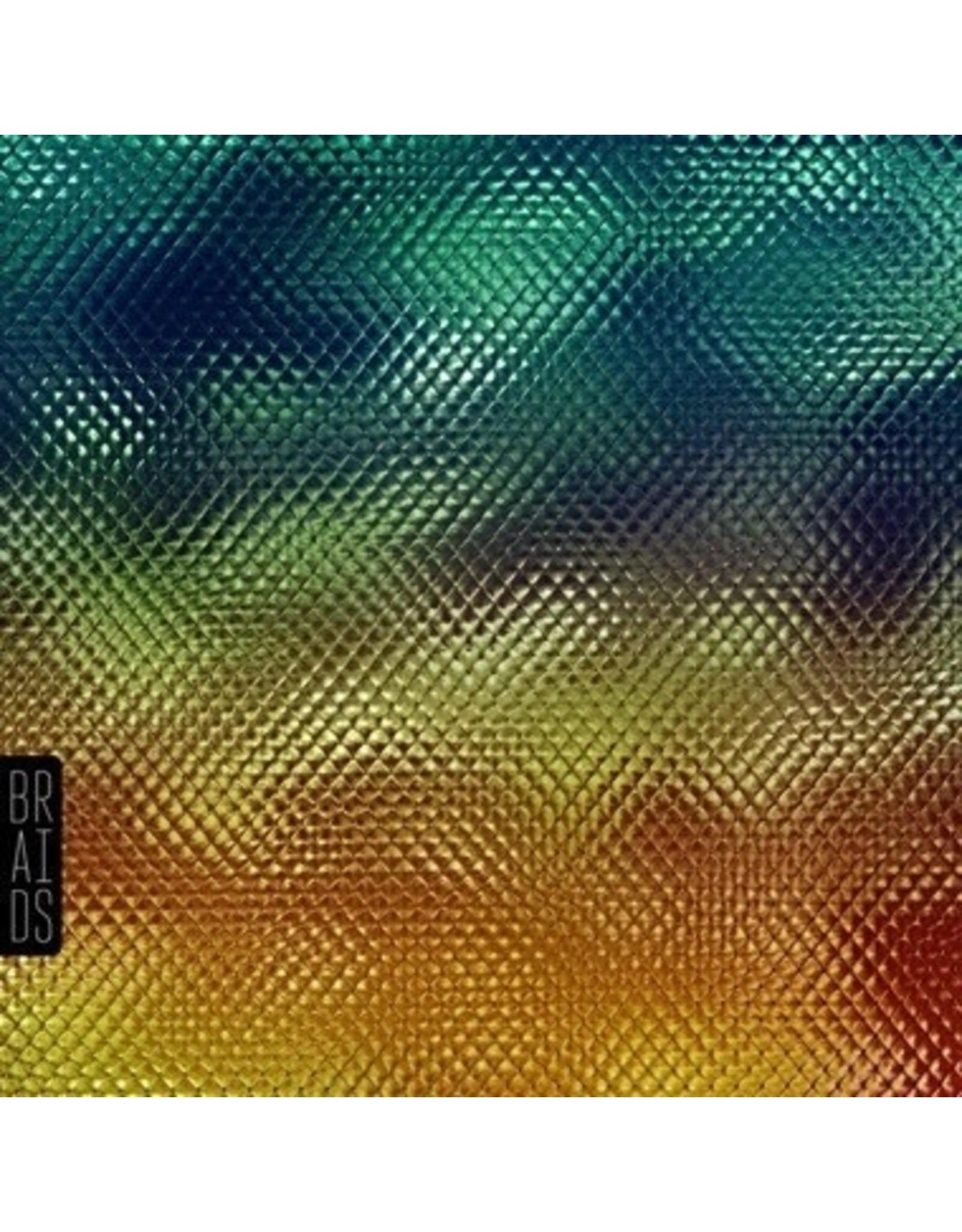 New Vinyl BRAIDS - Native Speaker (10th Anniversary, Green & Clear) LP