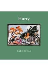 New Vinyl Hurry - Fake Ideas (IEX, Navy Blue) LP
