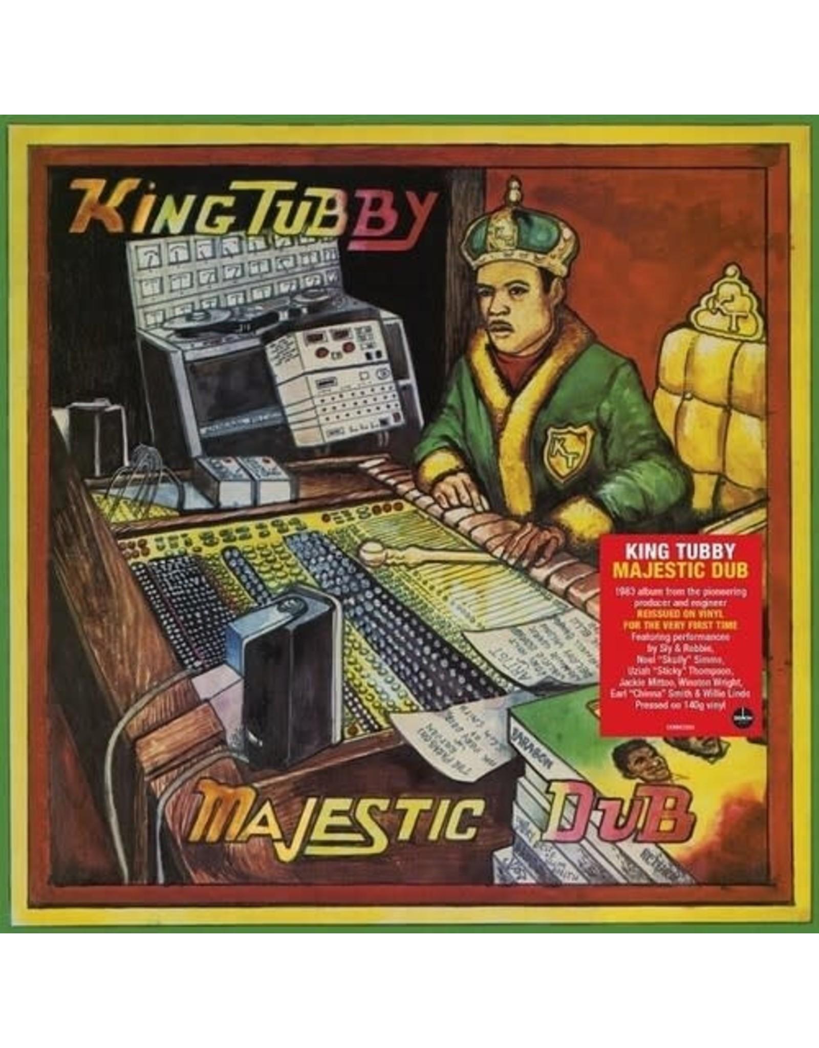 New Vinyl King Tubby - Majestic Dub LP