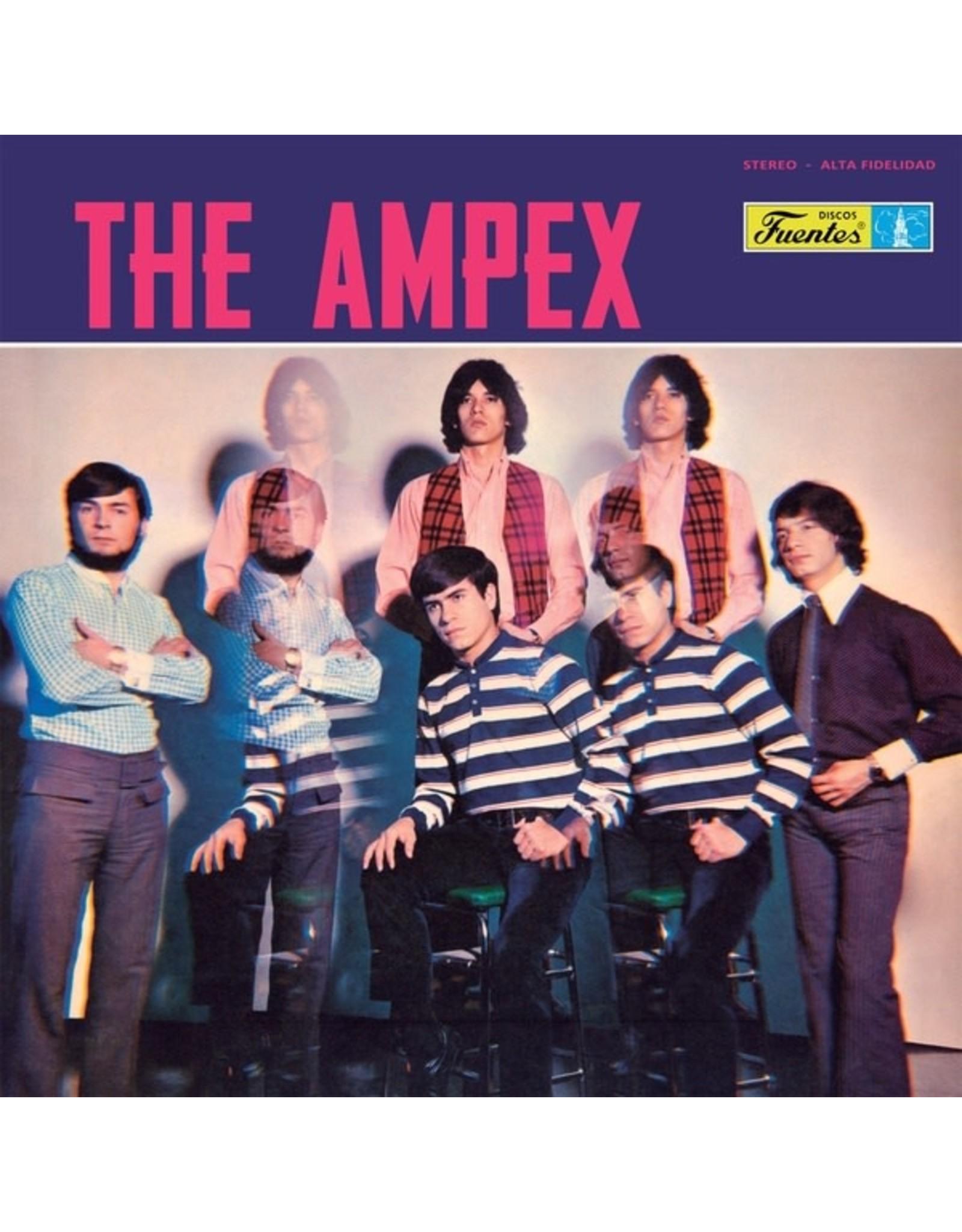 New Vinyl The Ampex - S/T LP