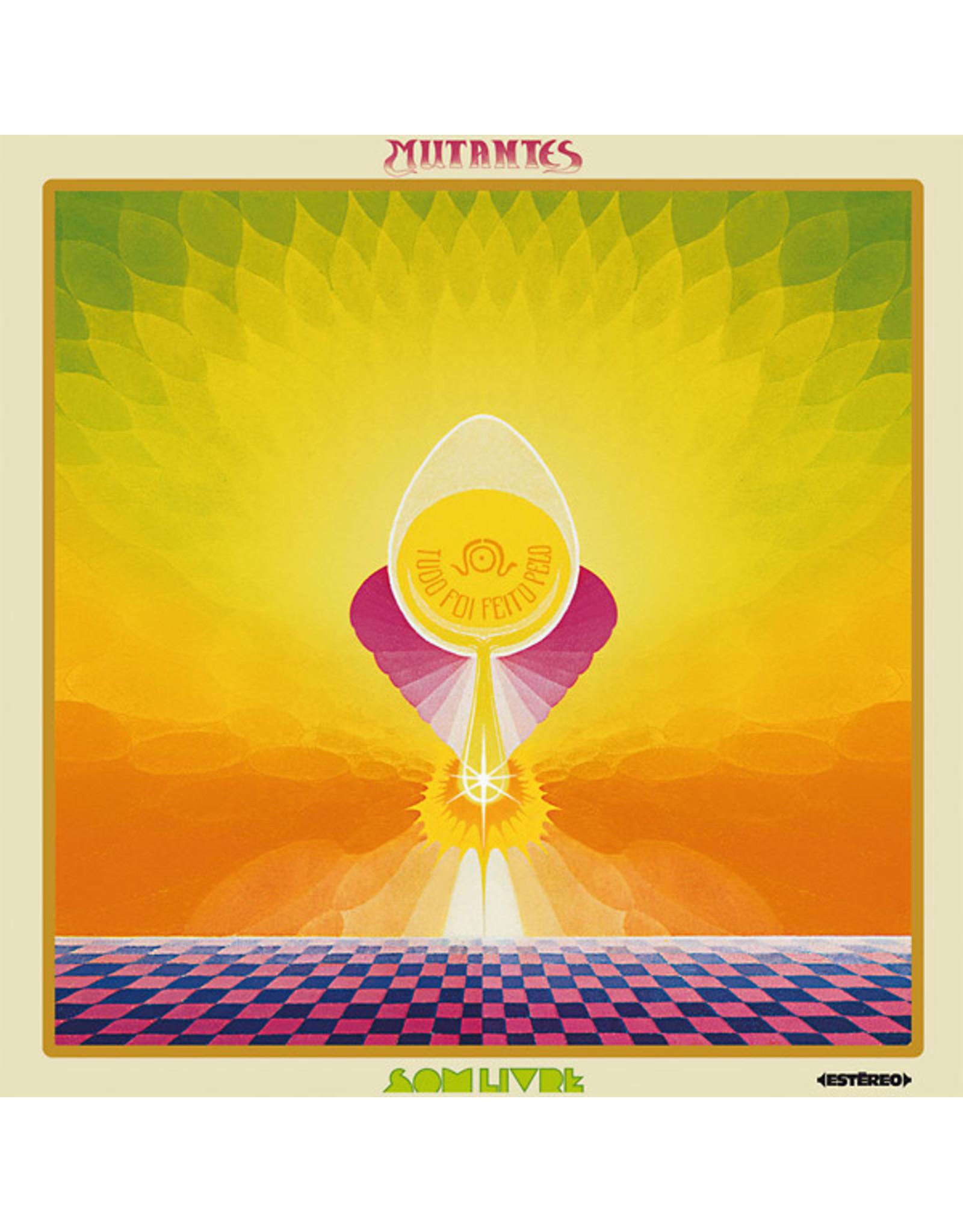 New Vinyl Os Mutantes - Todo Foi Feito Pelo Sol LP
