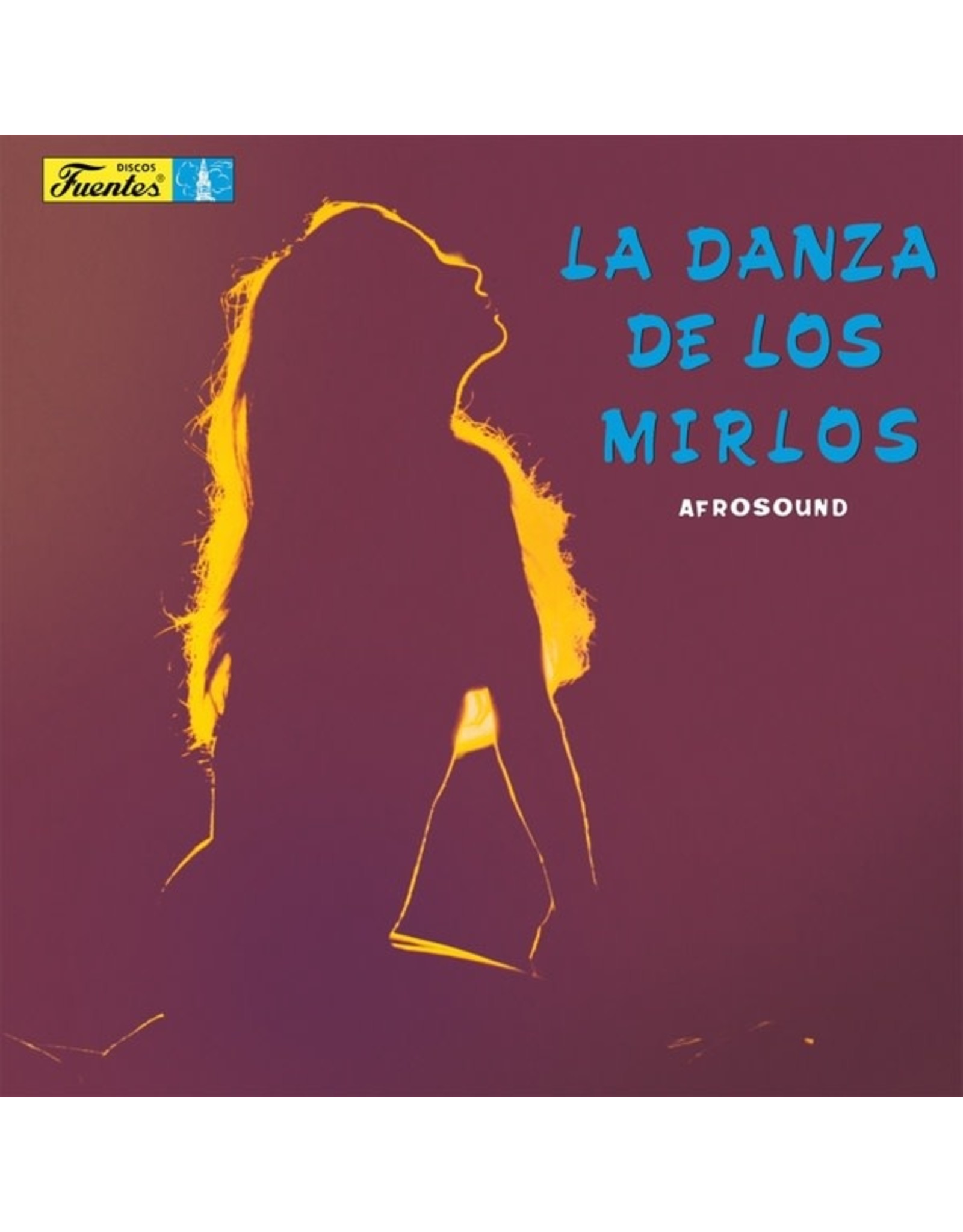 New Vinyl Afrosound - La Danza Del Los Mirlos LP