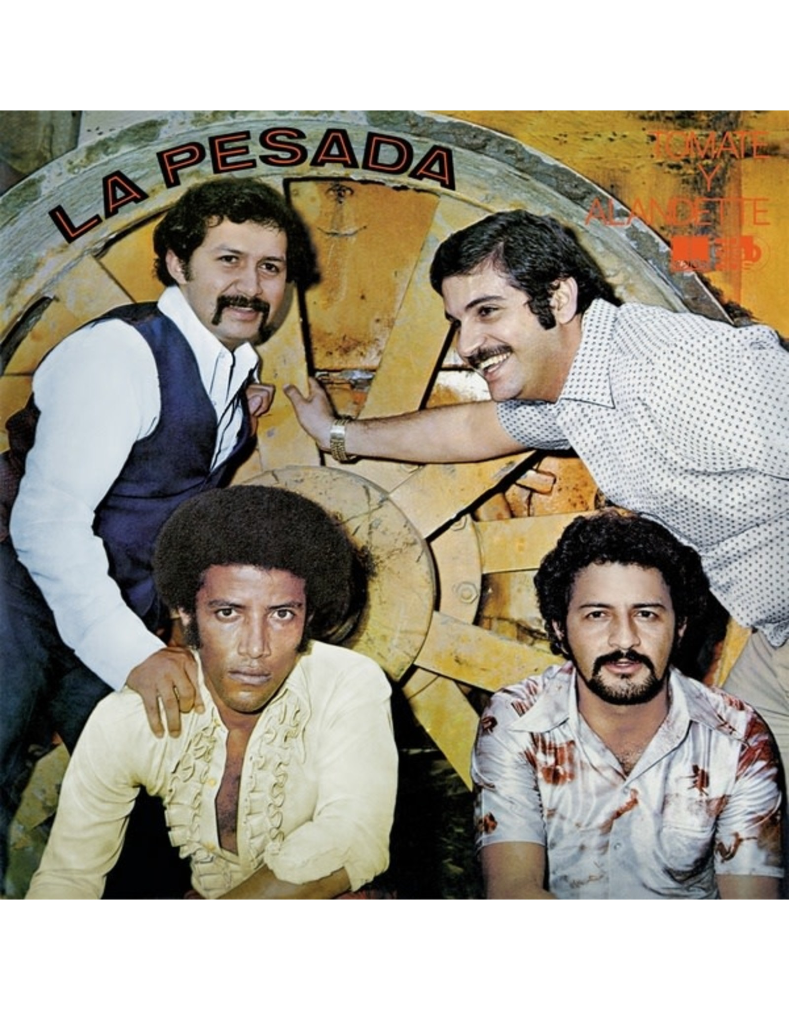 New Vinyl La Pesada - Tomate Y Alandette LP