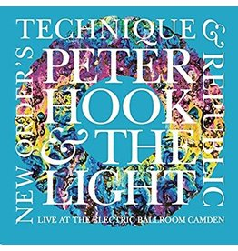 New Vinyl Peter Hook & The Light - New Order's Technique & Republic: Live At The Electric Ballroom London 28/09/18 (Colored) 2LP