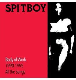 New Vinyl Spitboy - Body Of Work (Colored) 2LP