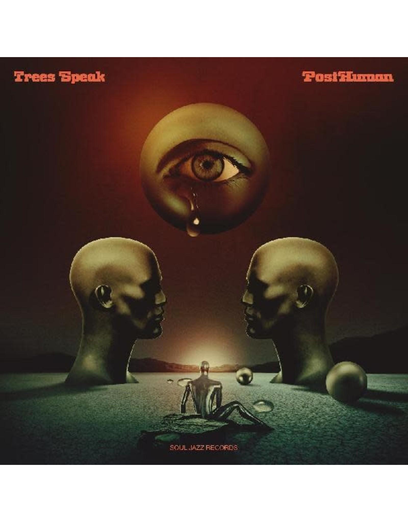 """New Vinyl Trees Speak - PostHuman LP+7"""""""