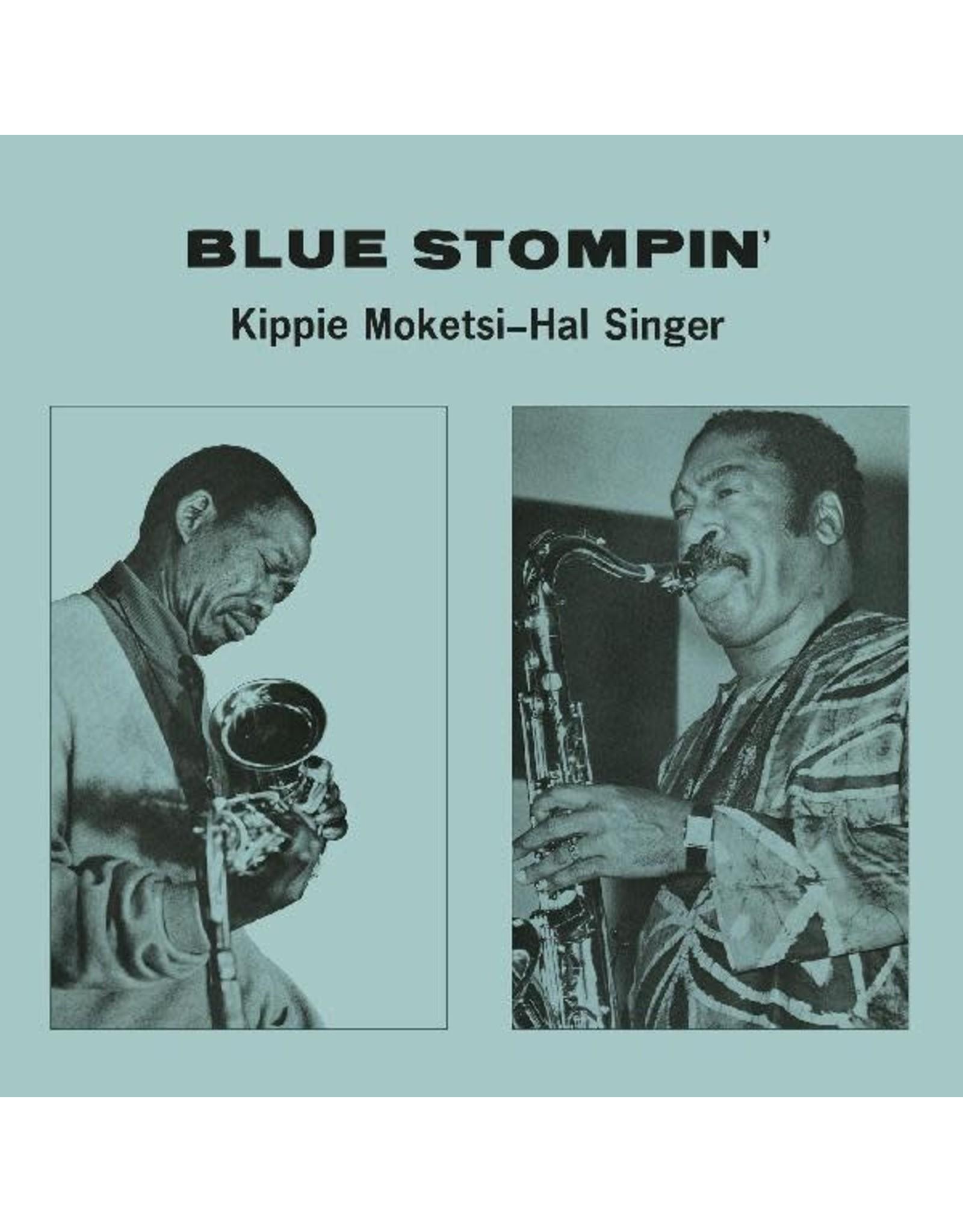 New Vinyl Kippie Moketsi & Hal Singer - Blue Stompin' LP