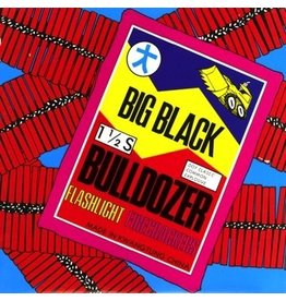 New Vinyl Big Black - Bulldozer LP
