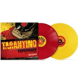 New Vinyl Various - Tarantino Experience Reloaded: Music From and Inspired by His Films (Deluxe Edition, Colored) 2LP