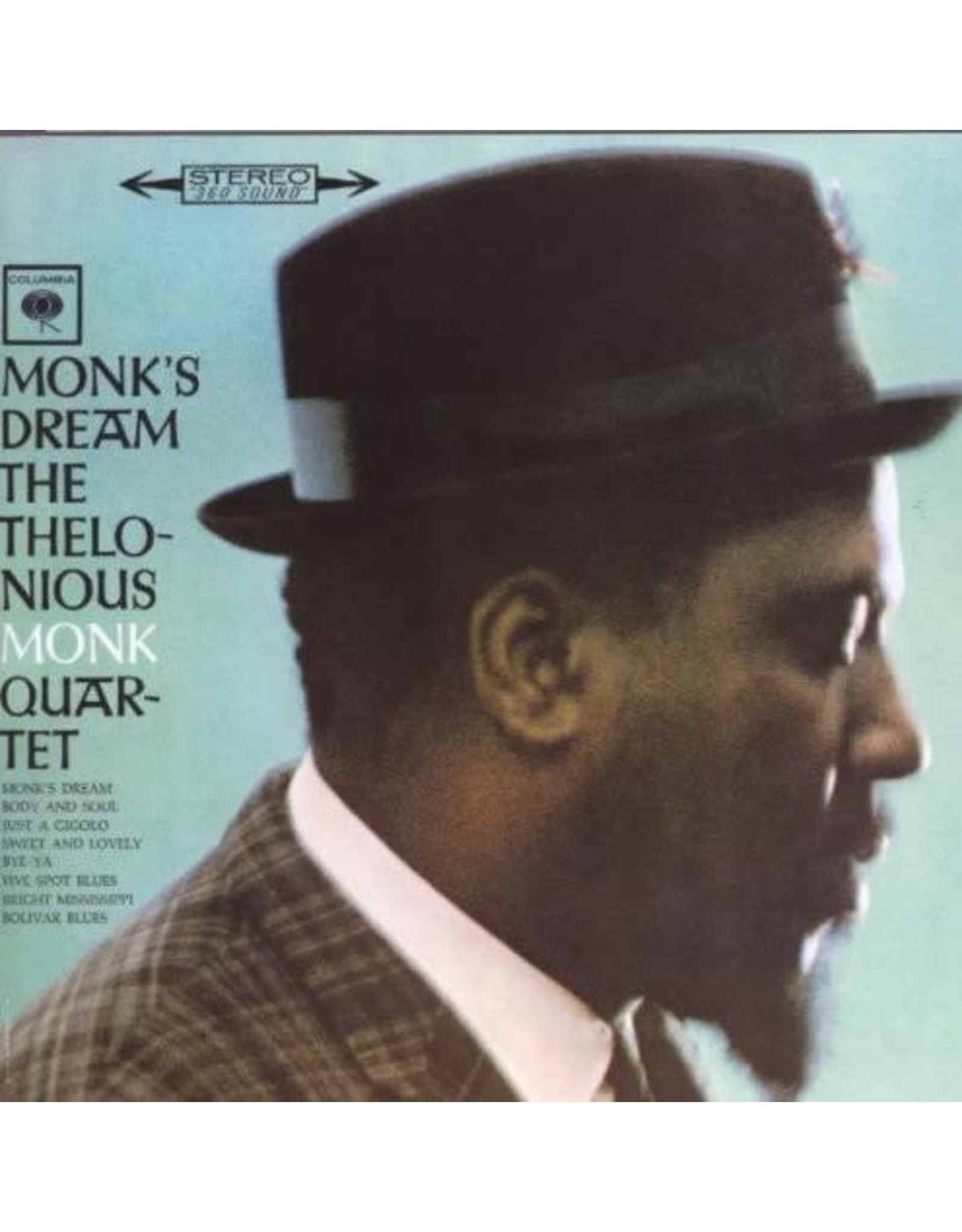 New Vinyl Thelonious Monk - Monk's Dream (Colored) LP