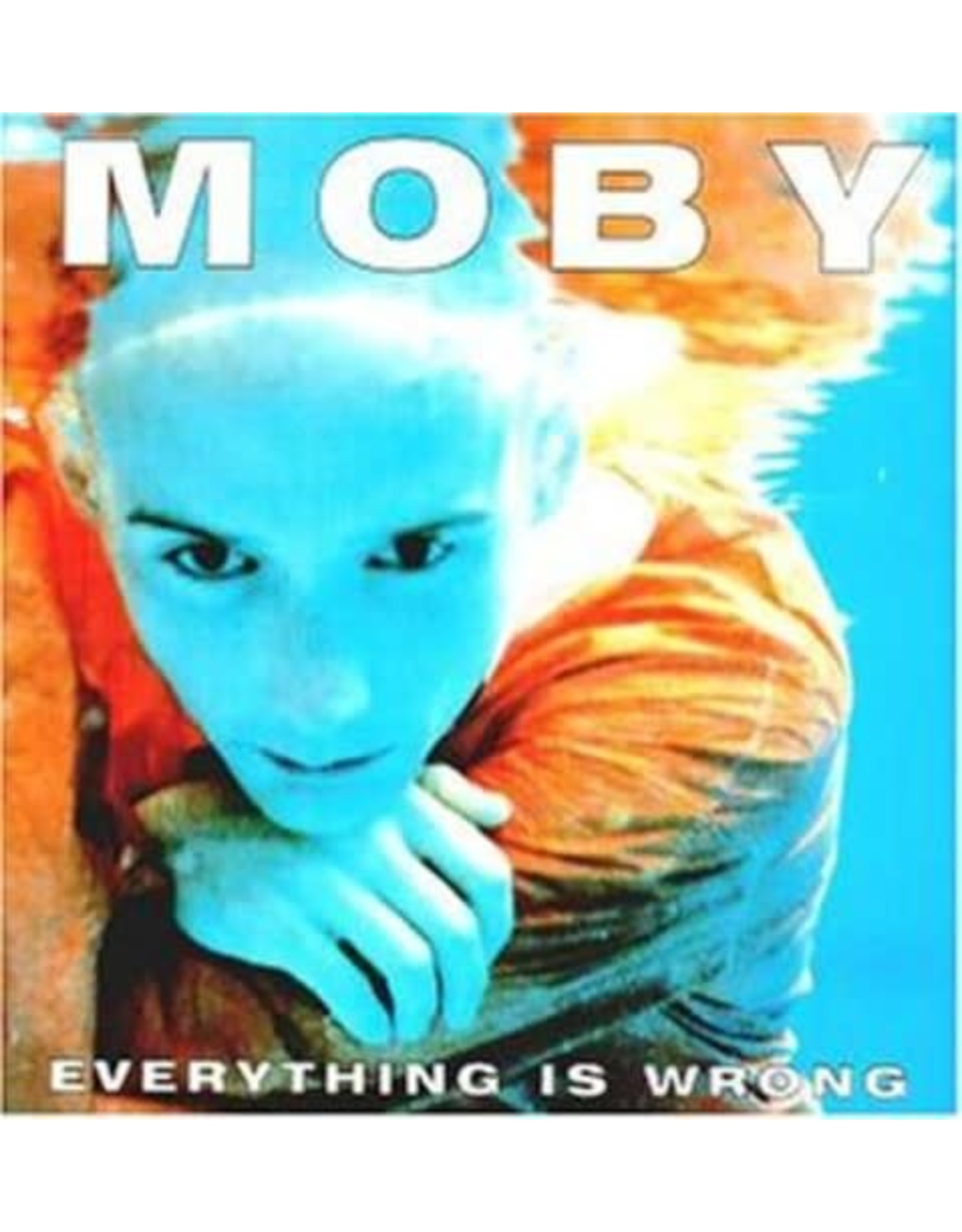 New Vinyl Moby - Everything Is Wrong [UK Import] LP