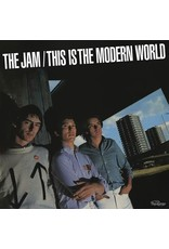 New Vinyl The Jam - This Is The Modern World (Clear) LP