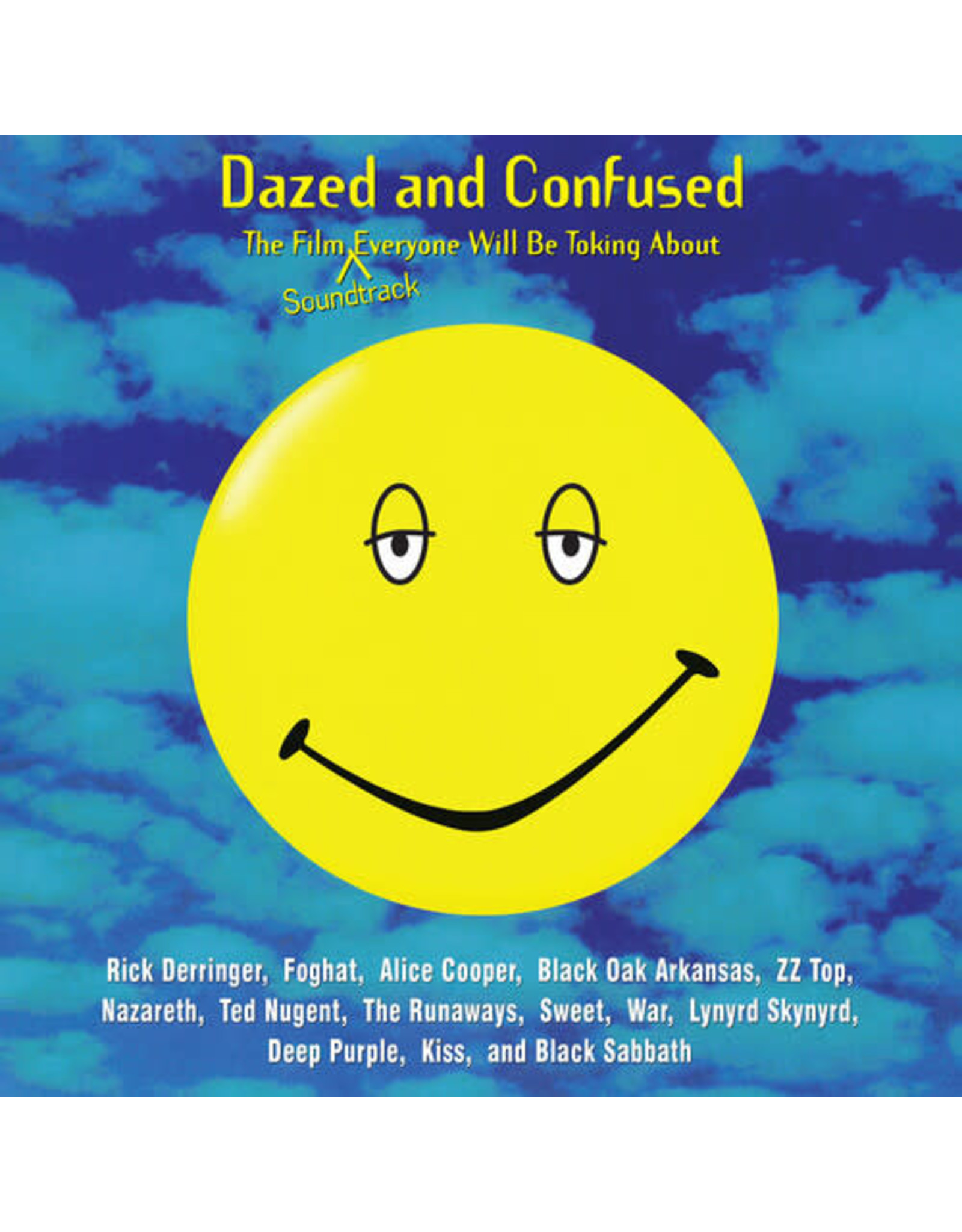 New Vinyl Various - Dazed And Confused OST (IEX, Colored) 2LP