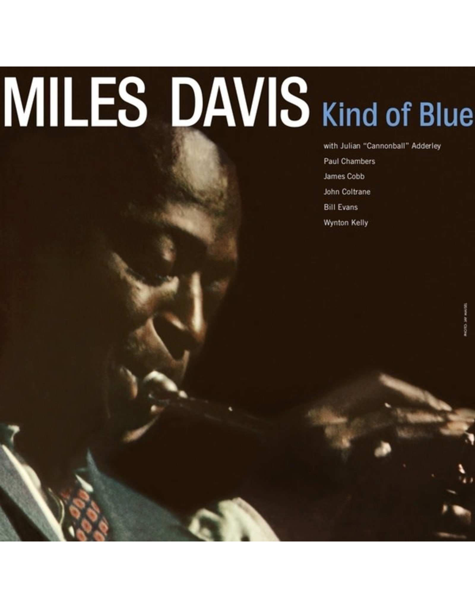 New Vinyl Miles Davis - Kind Of Blue (2021 Pressing) [Italy Import] LP