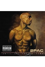 New Vinyl 2Pac - Until The End Of Time 4LP