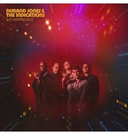 New Vinyl Durand Jones & The Indications - Private Space (Red Nebula) LP