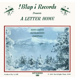 New Vinyl A Letter Home - Have A Good Old Fashioned Christmas (Colored) LP