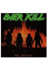 New Vinyl Overkill - Feel The Fire LP