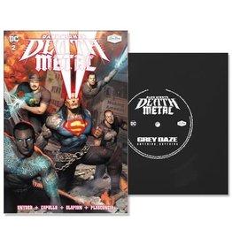 "New Vinyl Grey Daze - Anything, Anything (DC - Dark Nights: Death Metal Version) Comic/Flexi 7"""