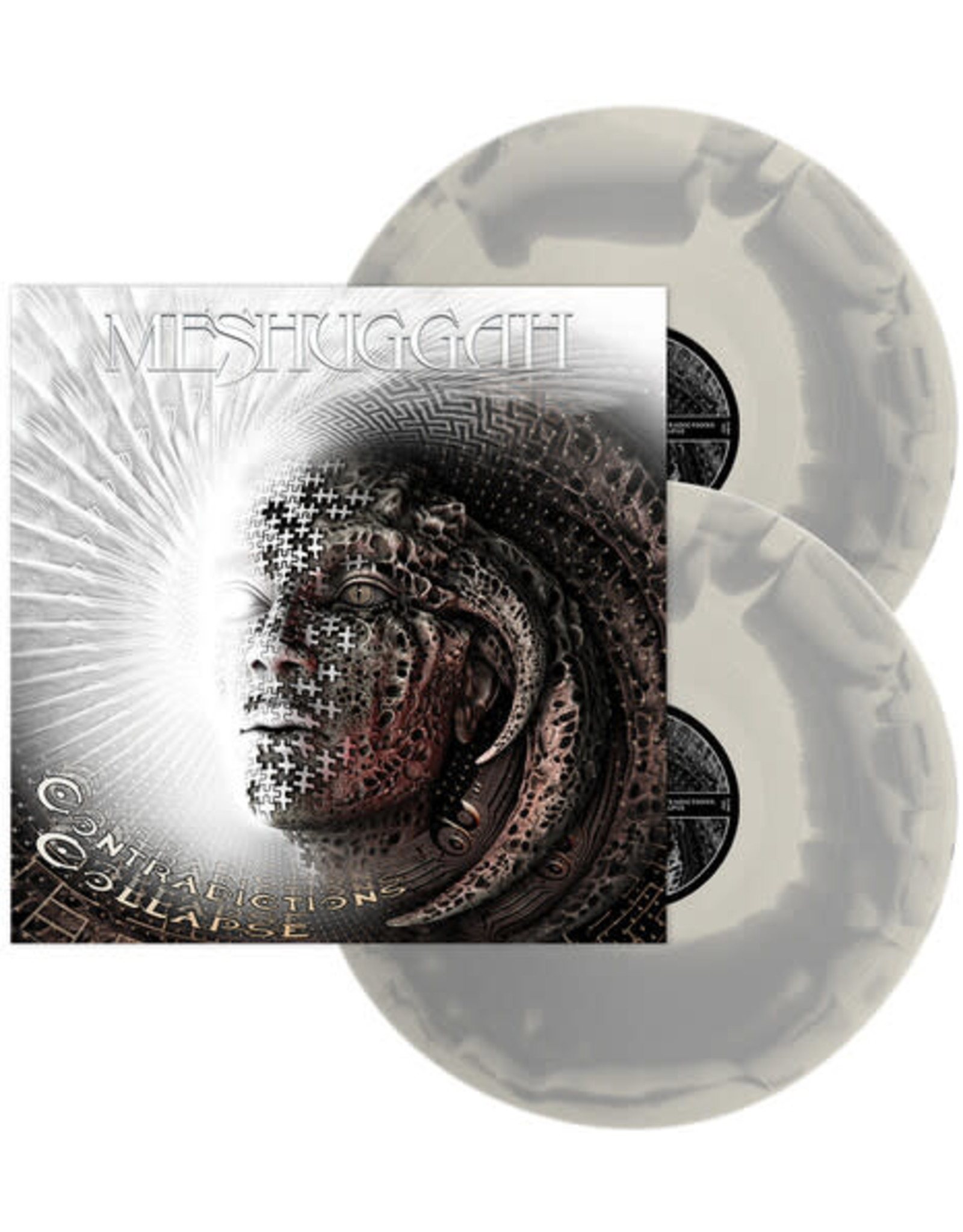 New Vinyl Meshuggah - Contradictions Collapse (Swirl) 2LP