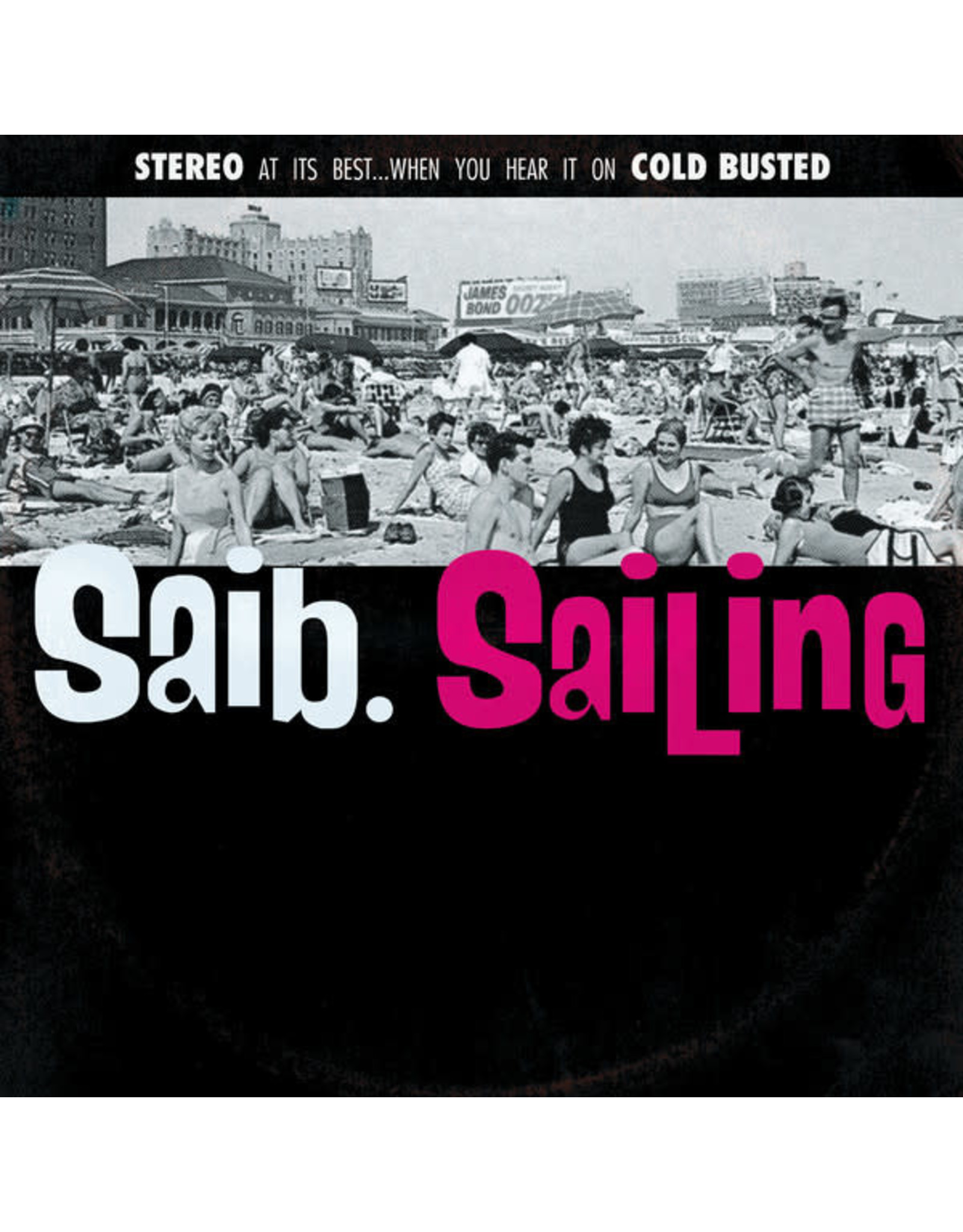 New Vinyl Saib. - Sailing LP