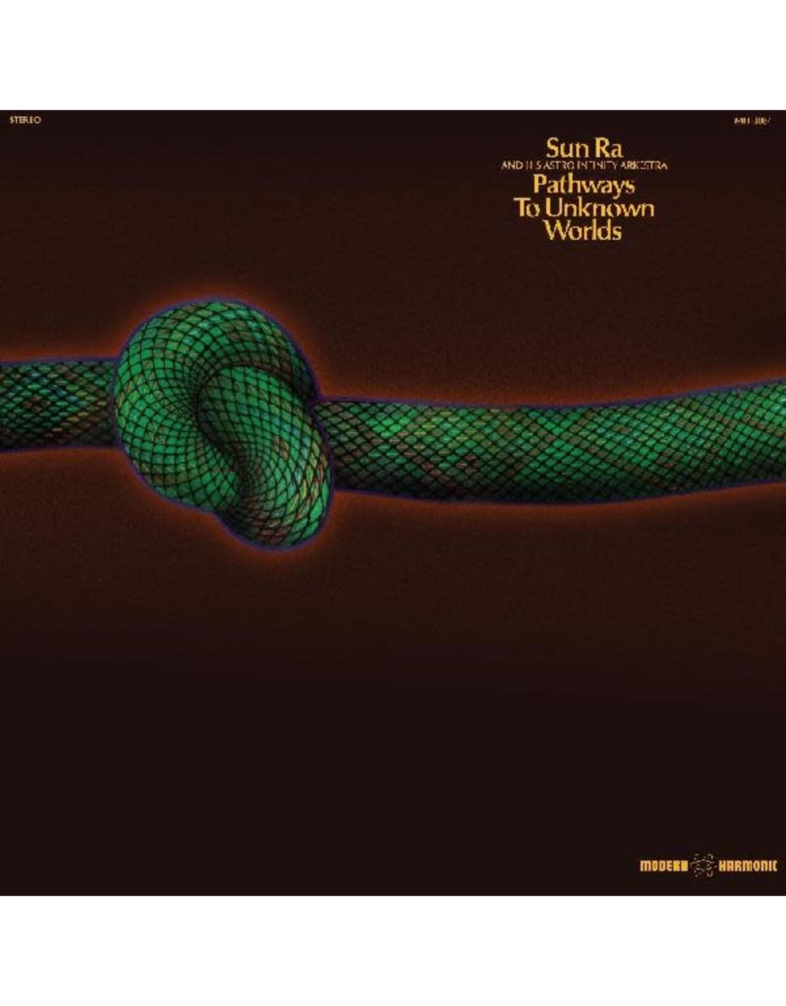 New Vinyl Sun Ra & His Astro Infinity Arkestra - Pathways To Unknown Worlds LP